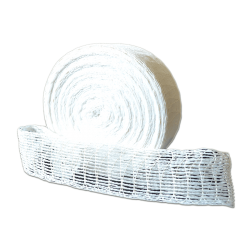 Формовочная сетка белая 100 мм 5 м