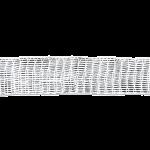 Формовочная сетка белая 125 мм 2 м